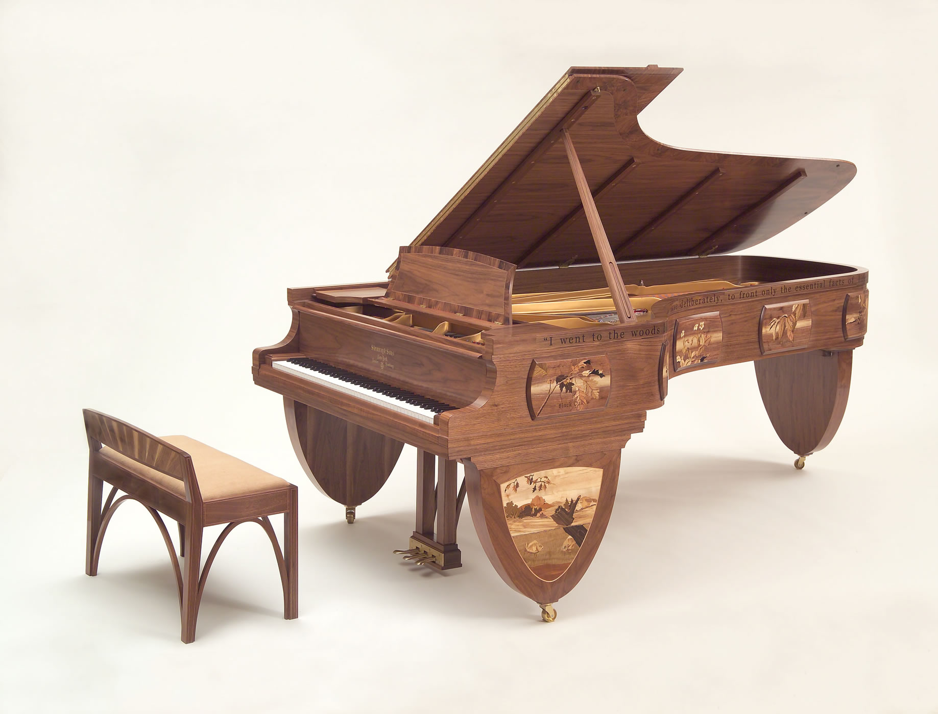 Walden Piano